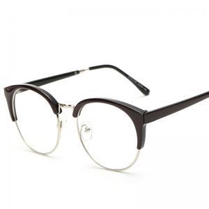 OJO 女士 时尚 全框 金属合金 近视框架眼镜 OJO0004